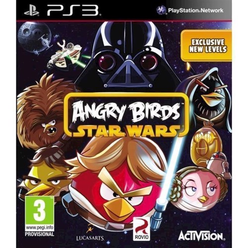 Image of   Angry Birds Star Wars Nordic - PS3