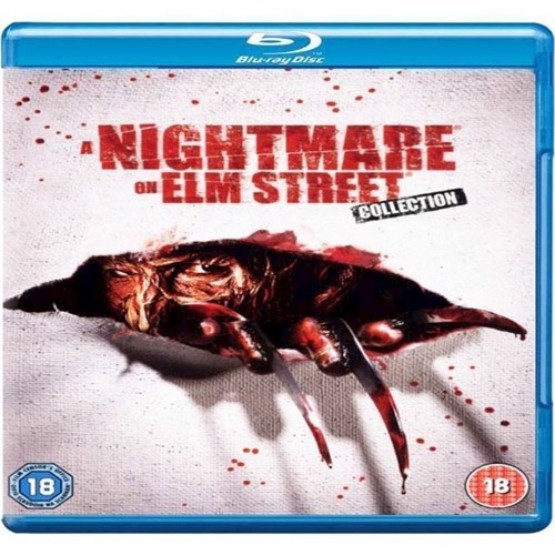 Image of A Nightmare On Elm Street 17 Box Blu-ray