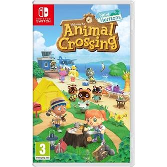 Image of Animal Crossing: New Horizons - Nintendo Switch (0045496426071)