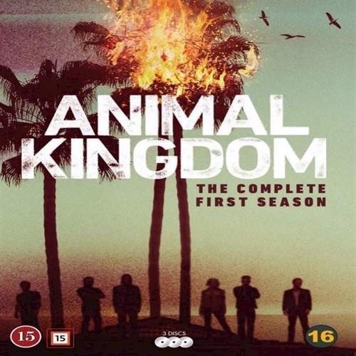 Image of Animal Kingdom DVD (7340112736491)