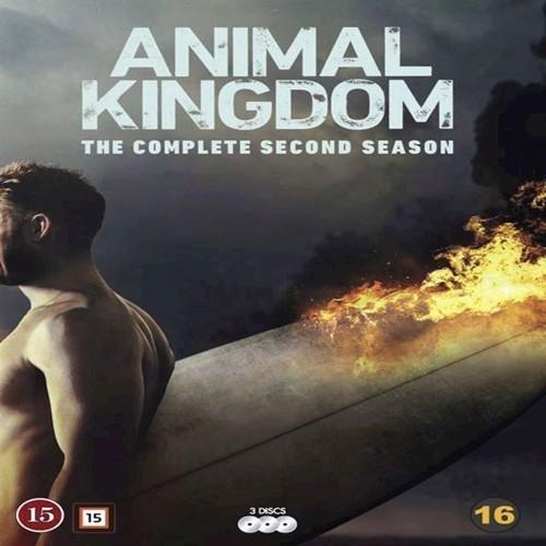 Image of Animal Kingdom Sæson 2 3disc DVD (7340112744984)