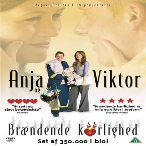 Anja & Viktor, Brændende Kærlighed, DVD