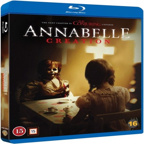 Image of Annabelle 2 creation Blu-Ray