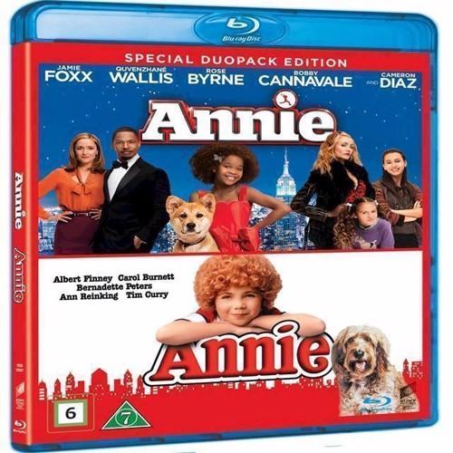 Image of Annie Box Blu-ray