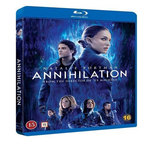 Image of Annihilation Blu-ray