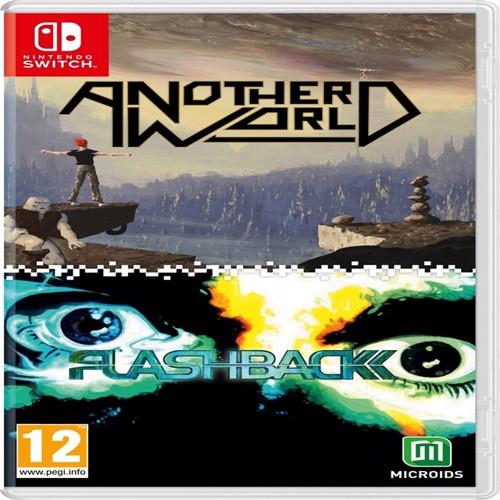 Image of Another World/Flashback - Nintendo Switch (3760156484341)