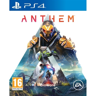 Image of Anthem - PS4 (5030944121498)