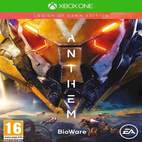 Image of Anthem Legion of Dawn Edition - PS4 (5030947123178)