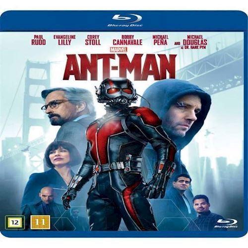 Image of AntMan Blu-ray