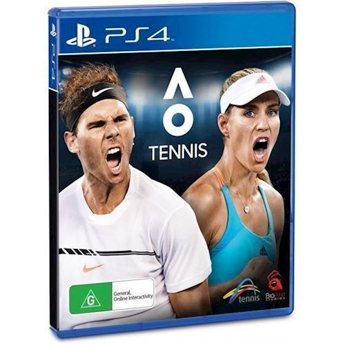 Image of AO International Tennis - PS4 (9352522000060)