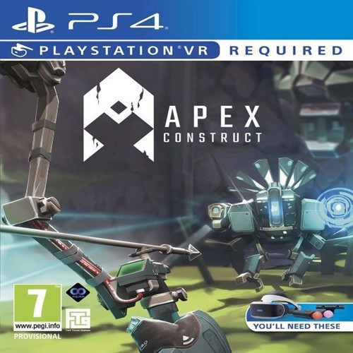 Image of Apex Construct VR - PS4 (5060522091790)