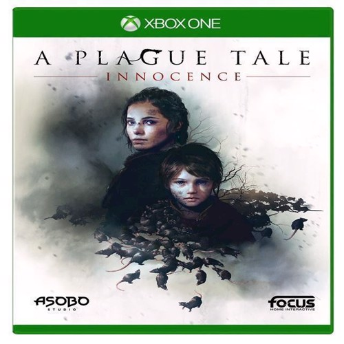 Image of A Plague Tale Innocence, PS4 (3512899121249)