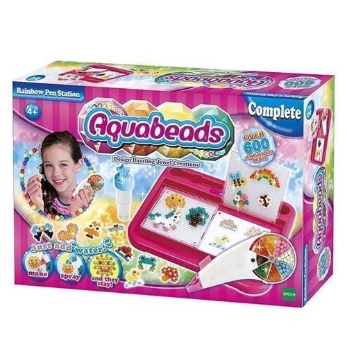 Image of Aquabeads - Rainbow Pen Station (5054131791189)