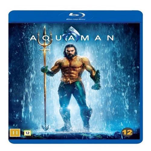 Image of Aquaman Blu-ray