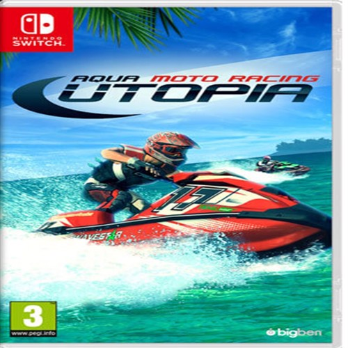 Image of Aqua Moto Racing Utopia, Nintendo Switch (3499550362107)