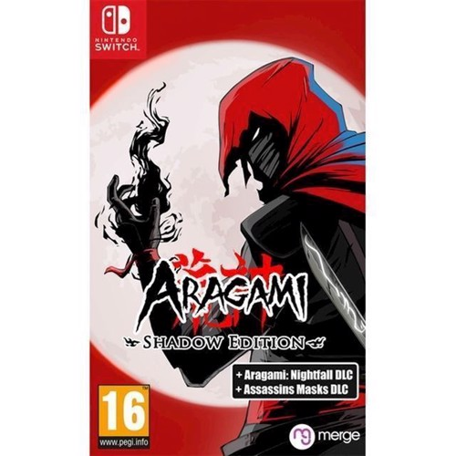 Image of Aragami Shadow Edition - Nintendo Switch