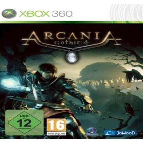 Image of Arcania Gothic 4 - Xbox (9006113002604)