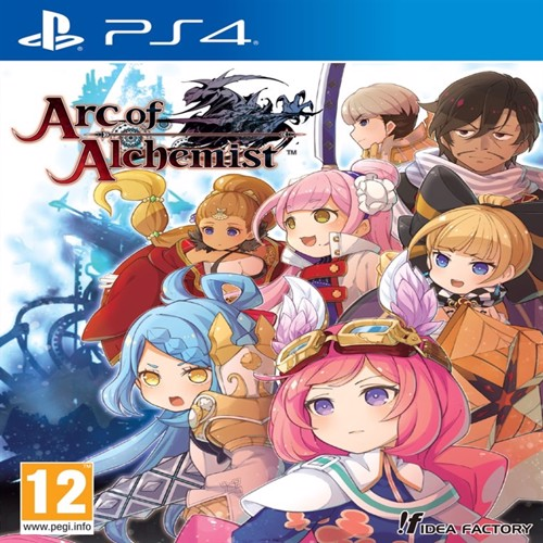 Image of Arc of Alchemist-PS4 (5060112432842)