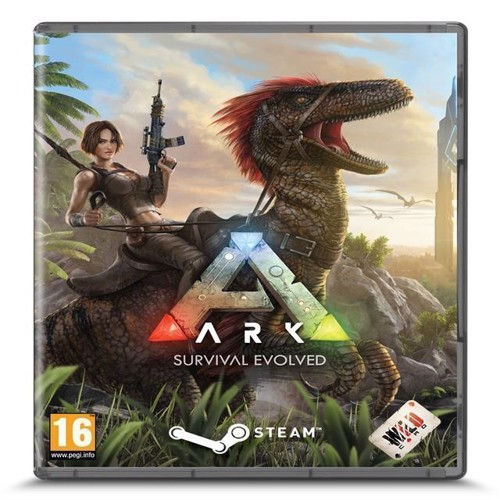 Image of Ark Survival Evolved - Ps4 (0884095178192)