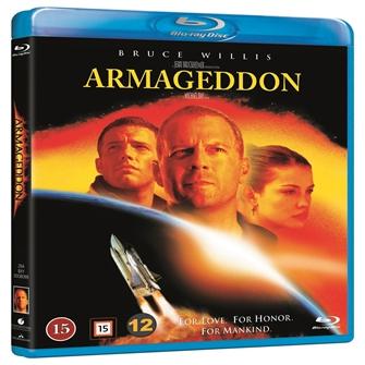 Image of Armageddon - Blu-Ray