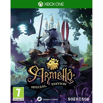 Image of Armello Special Edition - PS4 (8718591184857)