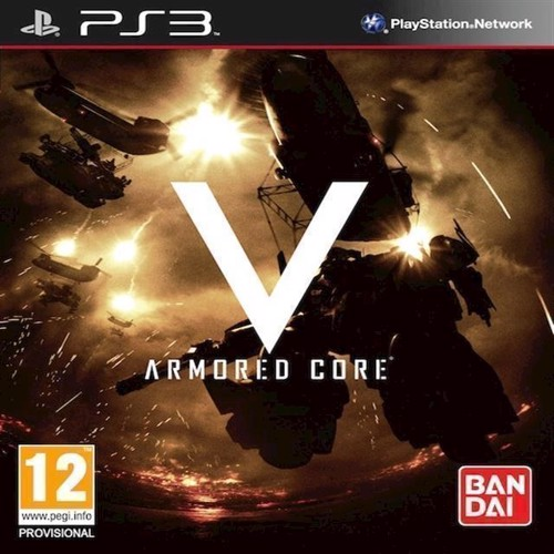 Image of Armored Core V 5 - Ps3 (3391891959629)