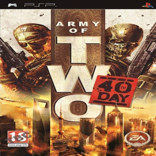 Image of Army of Two The 40th Day Essentials - PS Portable (5030942109795)