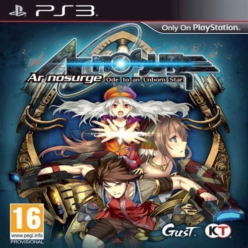 Image of Ar Nosurge Ode to an Unborn Star - PS3 (5060327531897)