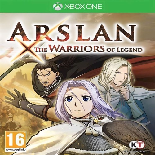 Image of   Arslan The Warriors of Legend - XBOX ONE