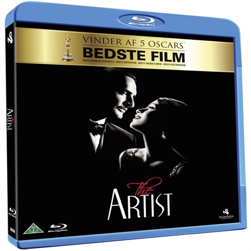 Image of Artist, The Blu-ray