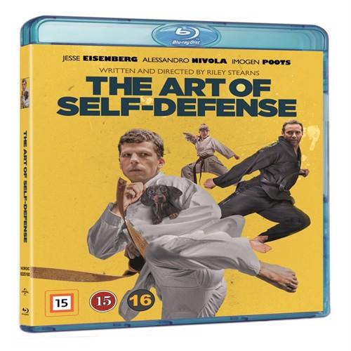Image of Art Of Self-Defense, The, Blu-ray