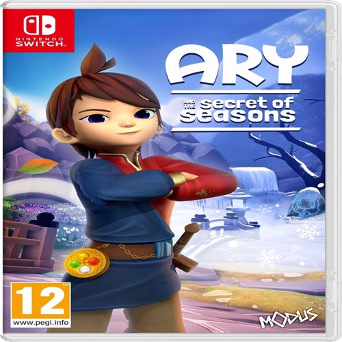 Image of Ary and the Secret of Seasons- NintendoSwitch (5016488133487)