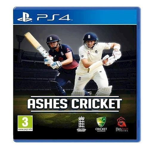 Image of Ashes Cricket - PS4 (9352522000015)