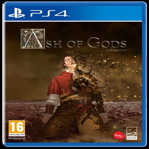 Image of Ash of Gods: Redemption-PS4 (4020628743192)