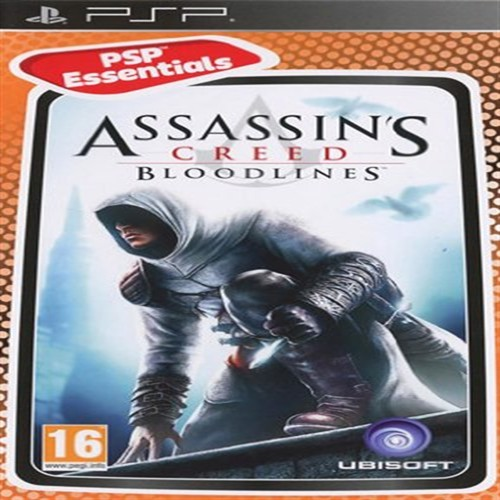 Image of Assassins creed bloodlines essentials PSP (3307215638279)