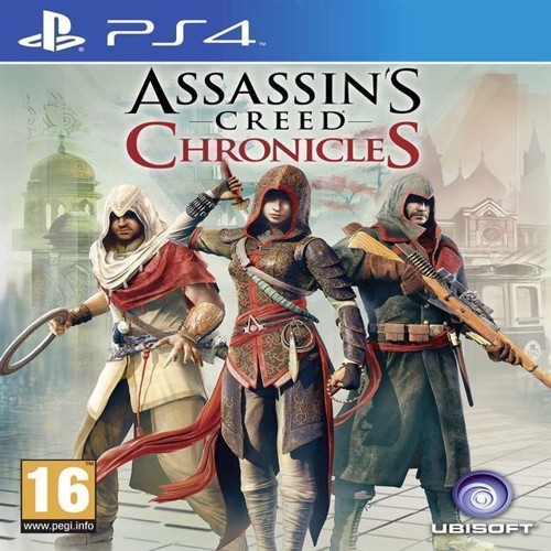 Image of Assassins Creed Chronicles - PS4 (3307215916254)