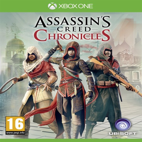 Image of Assassin's Creed: Chronicles (Nordic) (3307215915509)