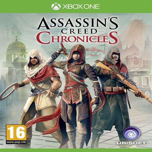Image of Assassin's Creed: Chronicles (UK) (3307215915462)