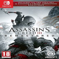 Assassins Creed III 3  Liberation HD Remaster, Nintendo Switch