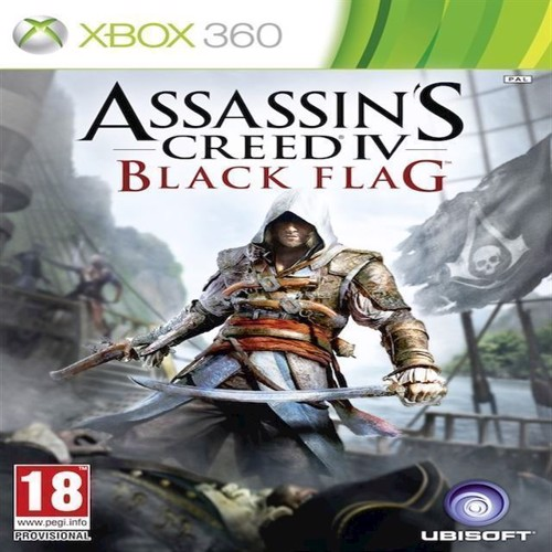 Image of   Assassins Creed IV 4 Black Flag Nordic - XBOX ONE