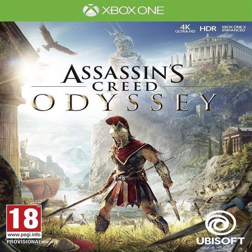 Image of   Assassins Creed Odyssey - PS4