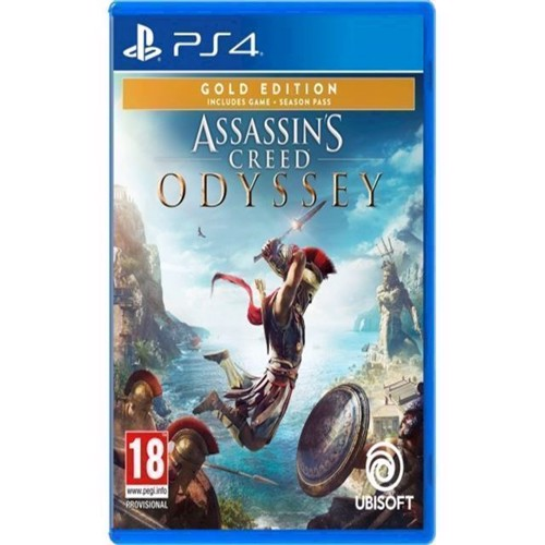 Image of   Assassins Creed Odyssey Gold Edition - XBOX ONE
