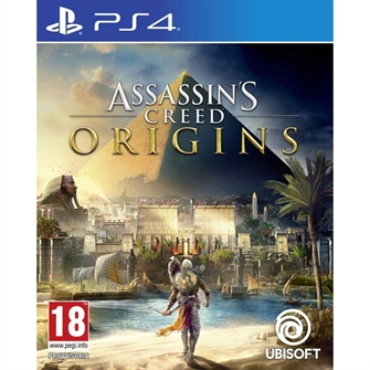Image of   Assassins Creed Origins - PS4