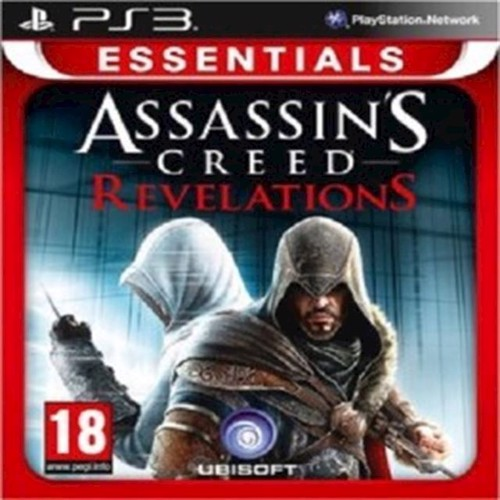 Image of Assassins Creed Revelations Essentials - Ps3 (3307215694169)
