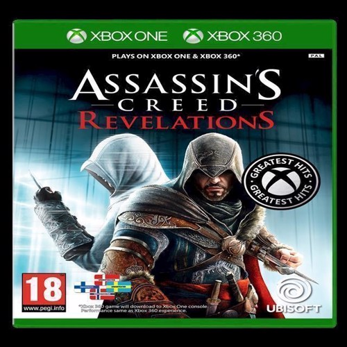 Image of Assassins Creed Revelations Greatest Hits - Xbox (3307215693896)