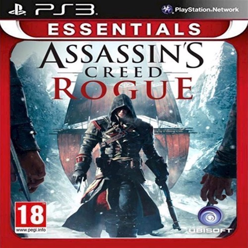 Image of Assassins Creed Rogue NordicEssentials PS3