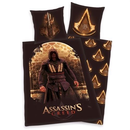 Image of Assassins Creed Sengetøj 100 Procent Bomuld
