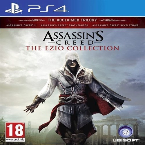 Image of   Assassins Creed The Ezio Collection Nordic - PS4