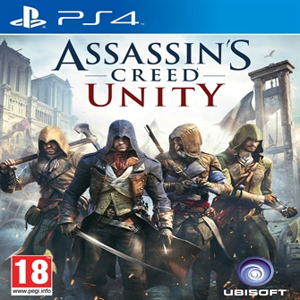 Image of Assassins Creed Unity Nordic - PS4 (3307215803431)