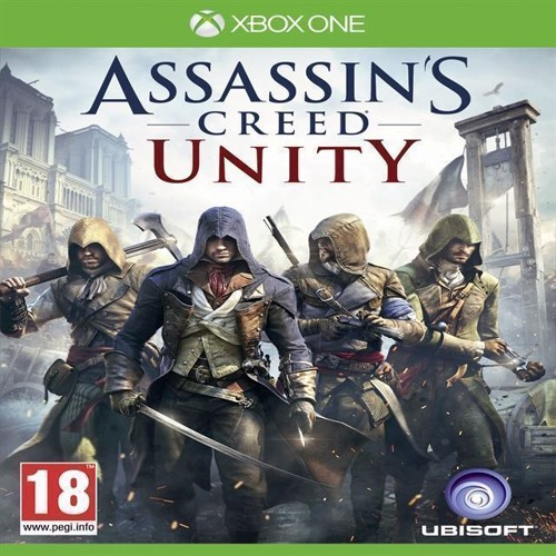 Image of   Assassins Creed Unity Nordic XBOX ONE - XBOX ONE